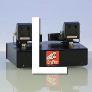 Simulateur laser double